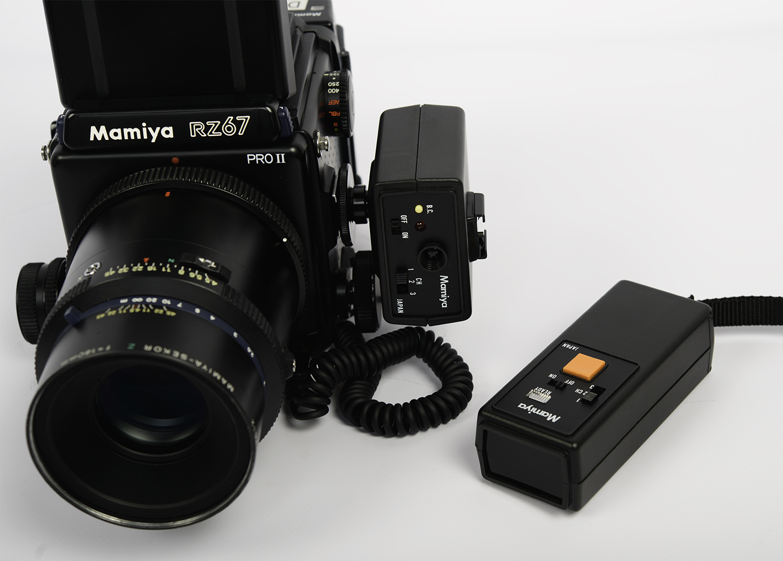 Mamiya remote control set RS401