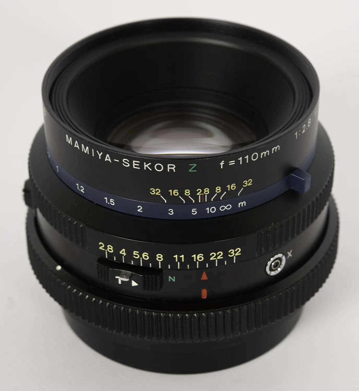 Mamiya Sekor Z 110mm f/2.8 W