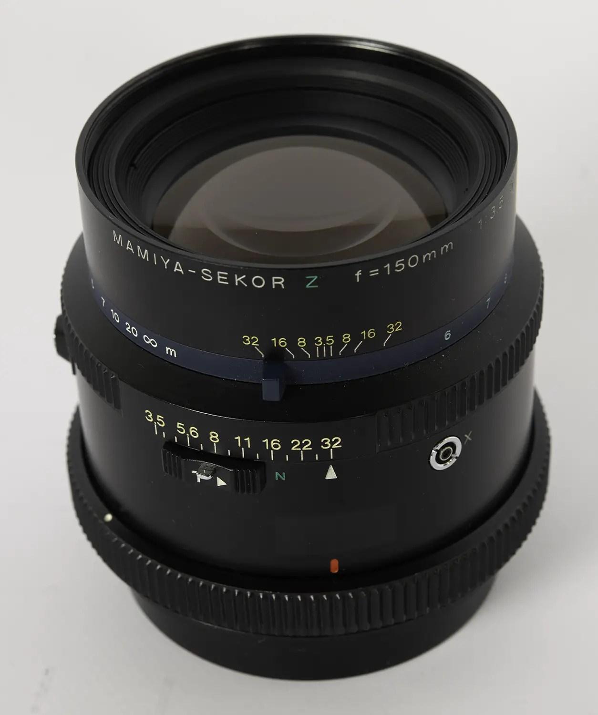 Mamiya Sekor Z 150mm f/3.5 W