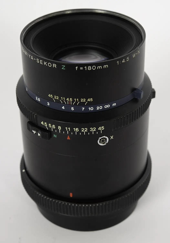 Mamiya Sekor Z 180mm f/4.5 W-N