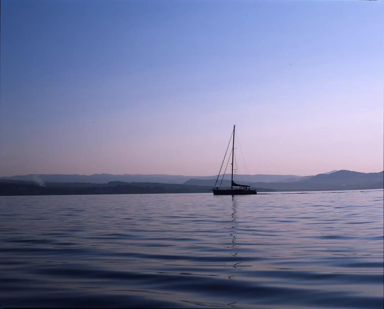 Mediterranean sea, off La Ciotat