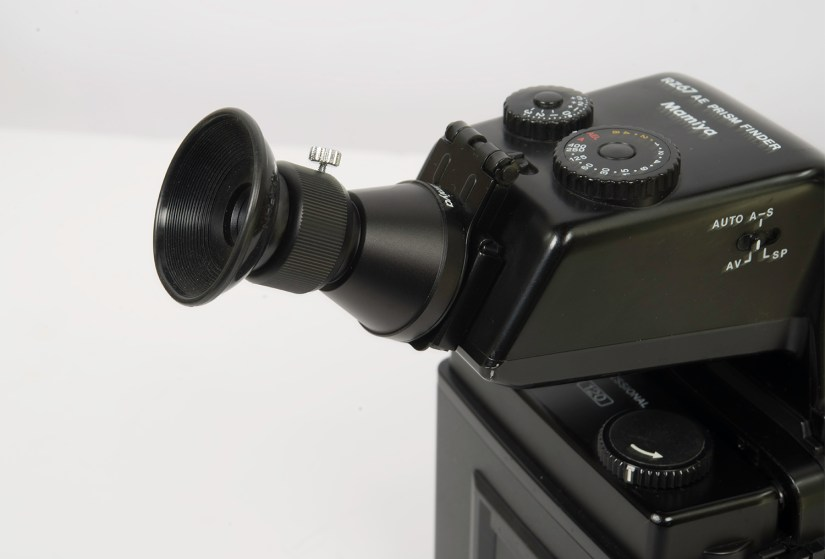 """Mamiya RZ67 - magnifier FD701 for FE 701 and """"Model 2"""" prisms"""