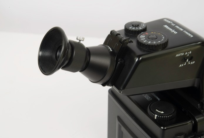 "Mamiya RZ67 - magnifier FD701 for FE 701 and ""Model 2"" prisms"