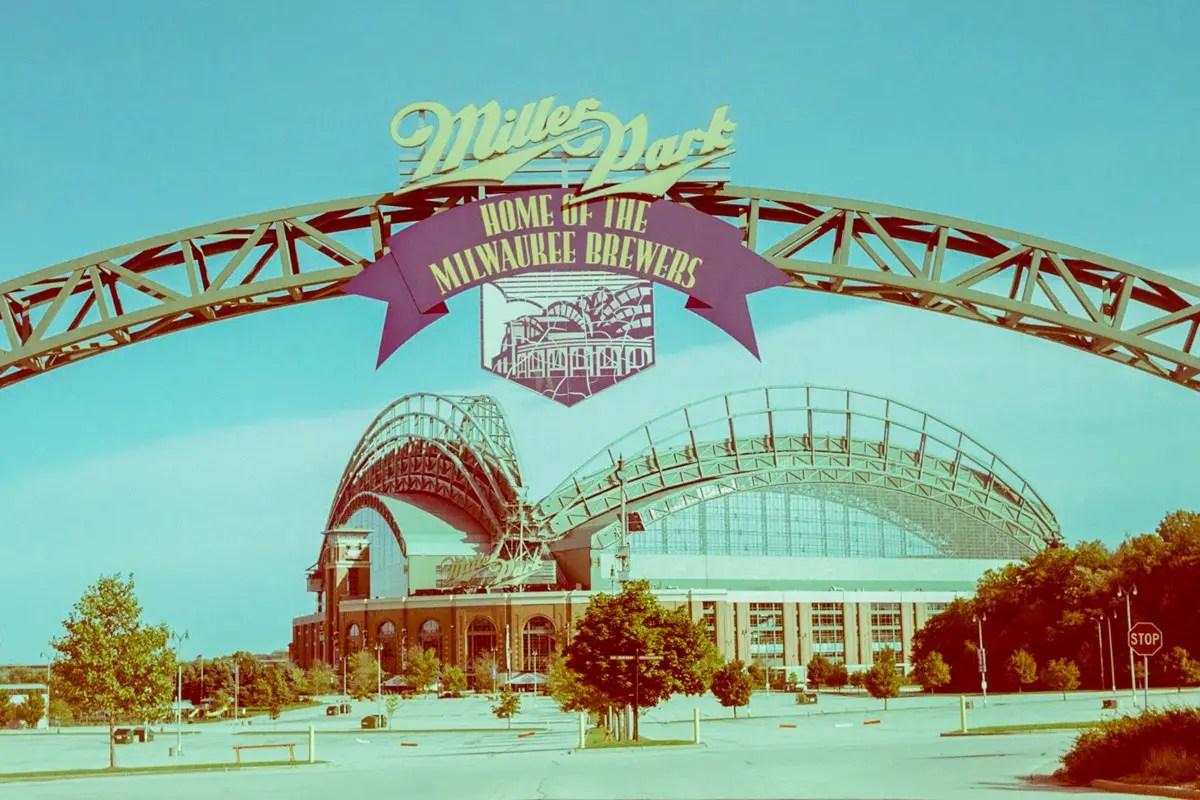 Brewers Stadium - 5 Frames With... Revolog 600nm (35mm / EI 200 / Voigtländer Vito CL) - by Wendy Chapman