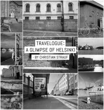 Travelogue: A Glimpse of Helsinki by Christian Strauf