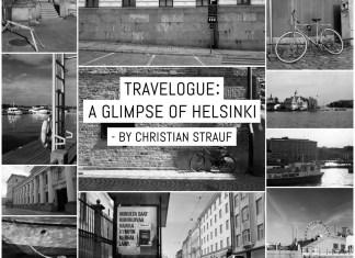 Travelogue: A Glimpse of Helsinki by Christian Strauf