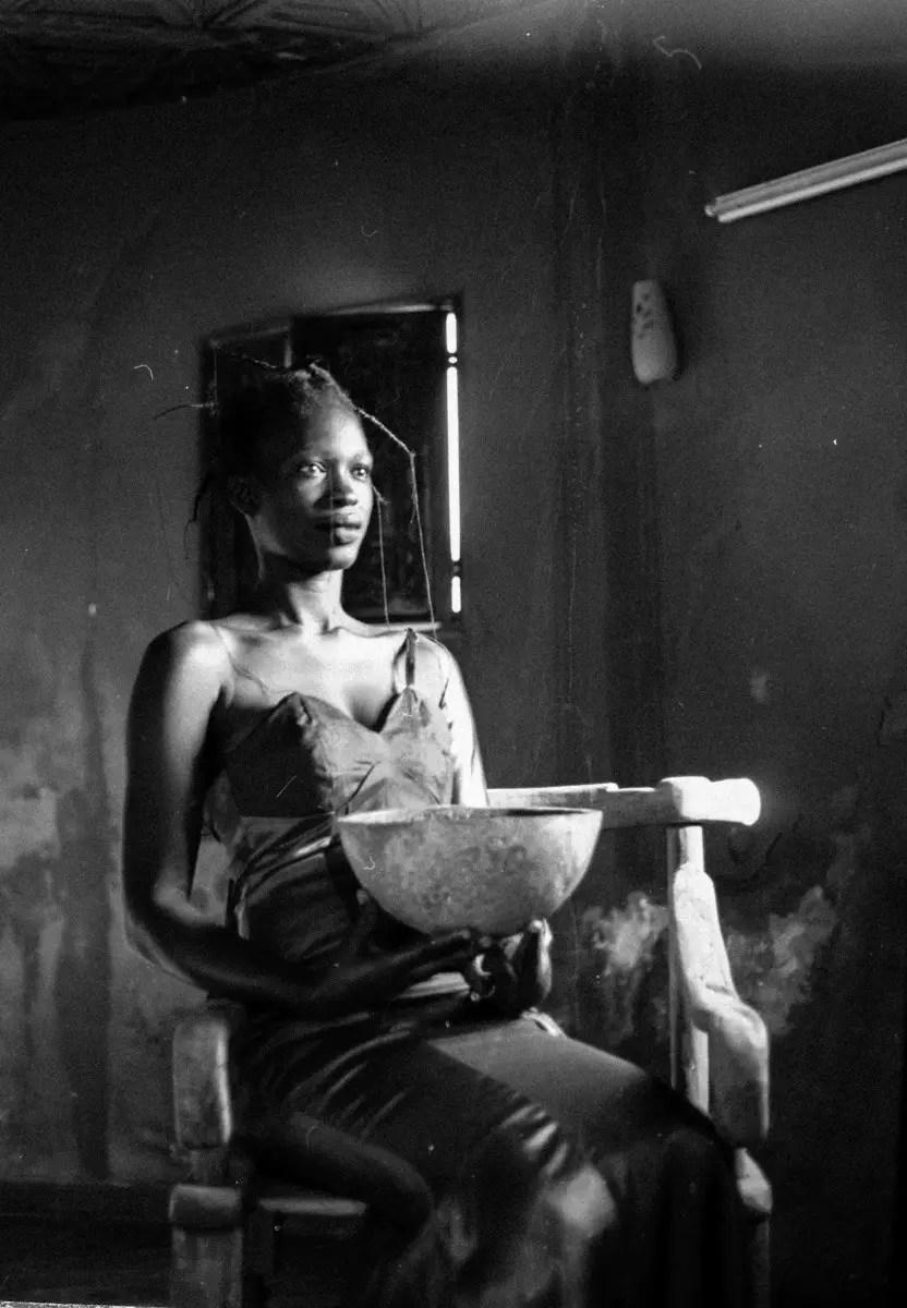 Ejatu - Sophie shot in Dakar, Senegal