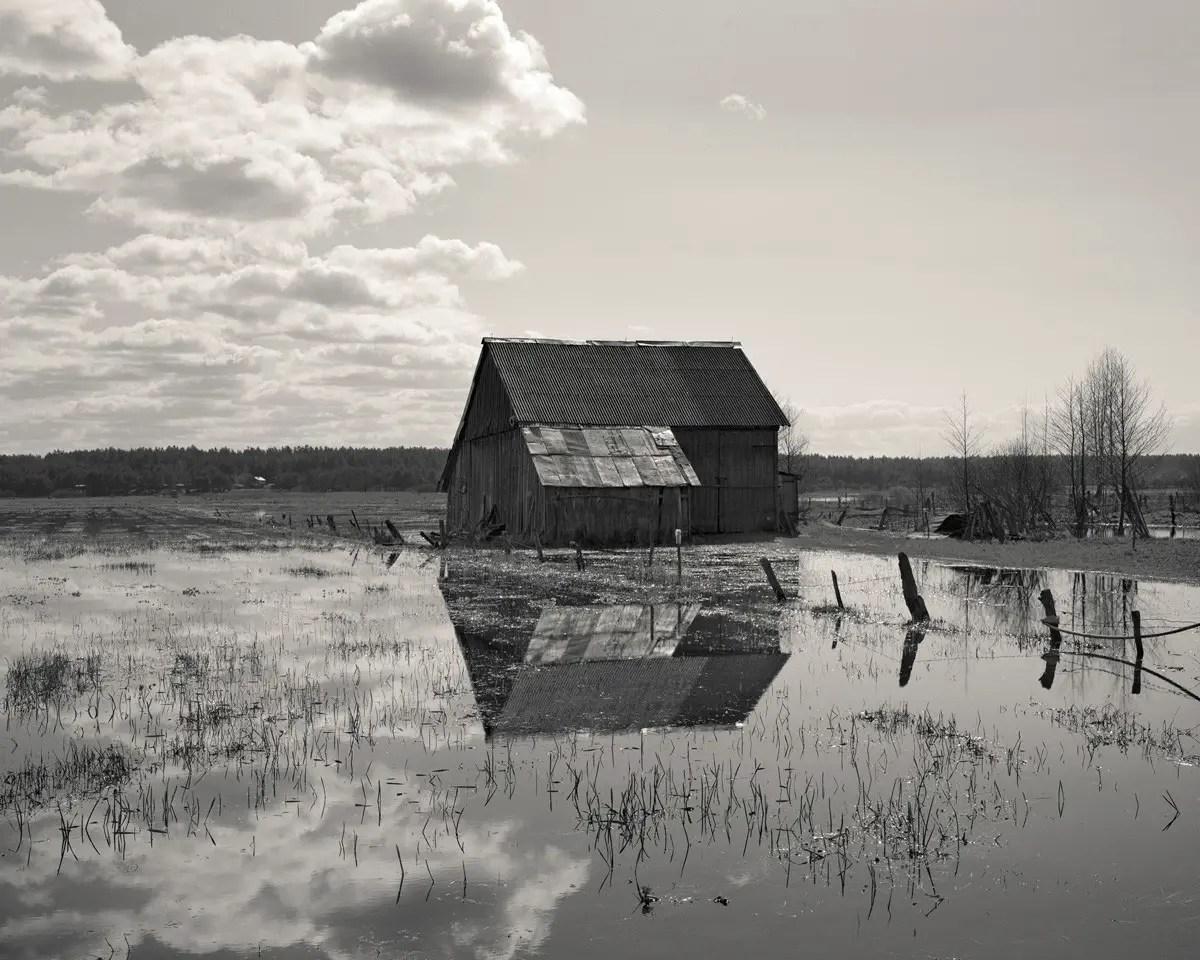 Untitled from the series 'Ex-Voto' / Sinar F2 5x4 / Kodak T-MAX 100 / taken in Eastern Poland