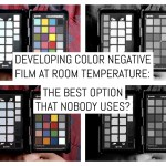 Developing color negative film at room temperature: the best option that nobody uses?