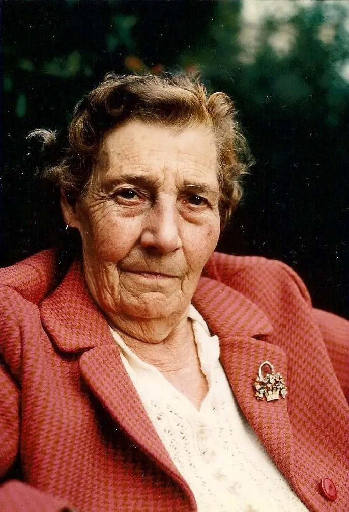 Granny Ada, 1980 - Pentax MX