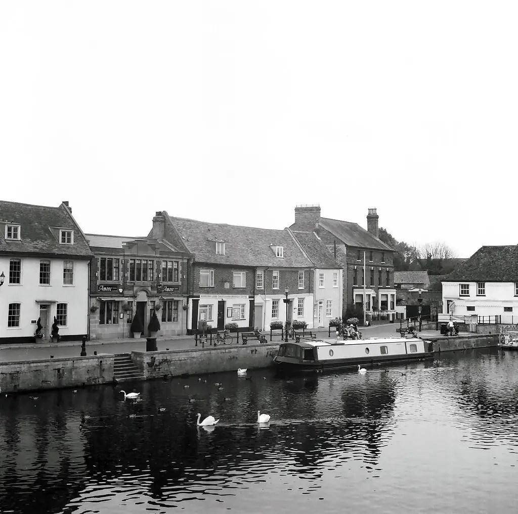 St. Ives, Cambridgeshire - Meopta Flexaret II