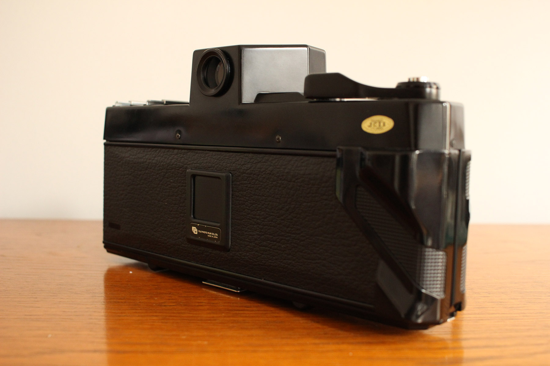 Fujica Panorama G617 Professional - Rear right