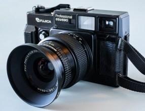 My Fujica GSW690 Professional