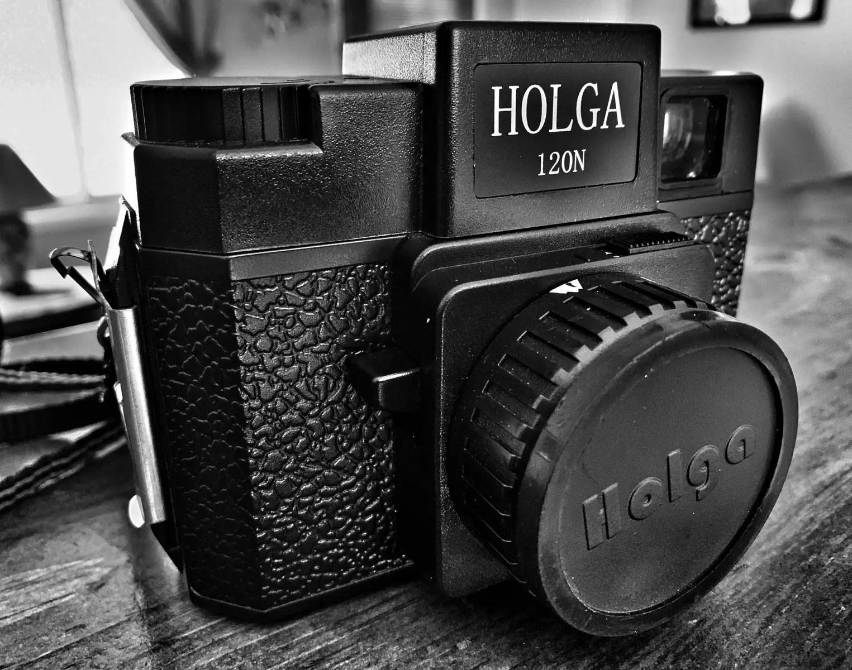 My Holga 120N