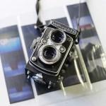 Yashica-635 with Fujifilm FUJICHROME Velvia RVP slides