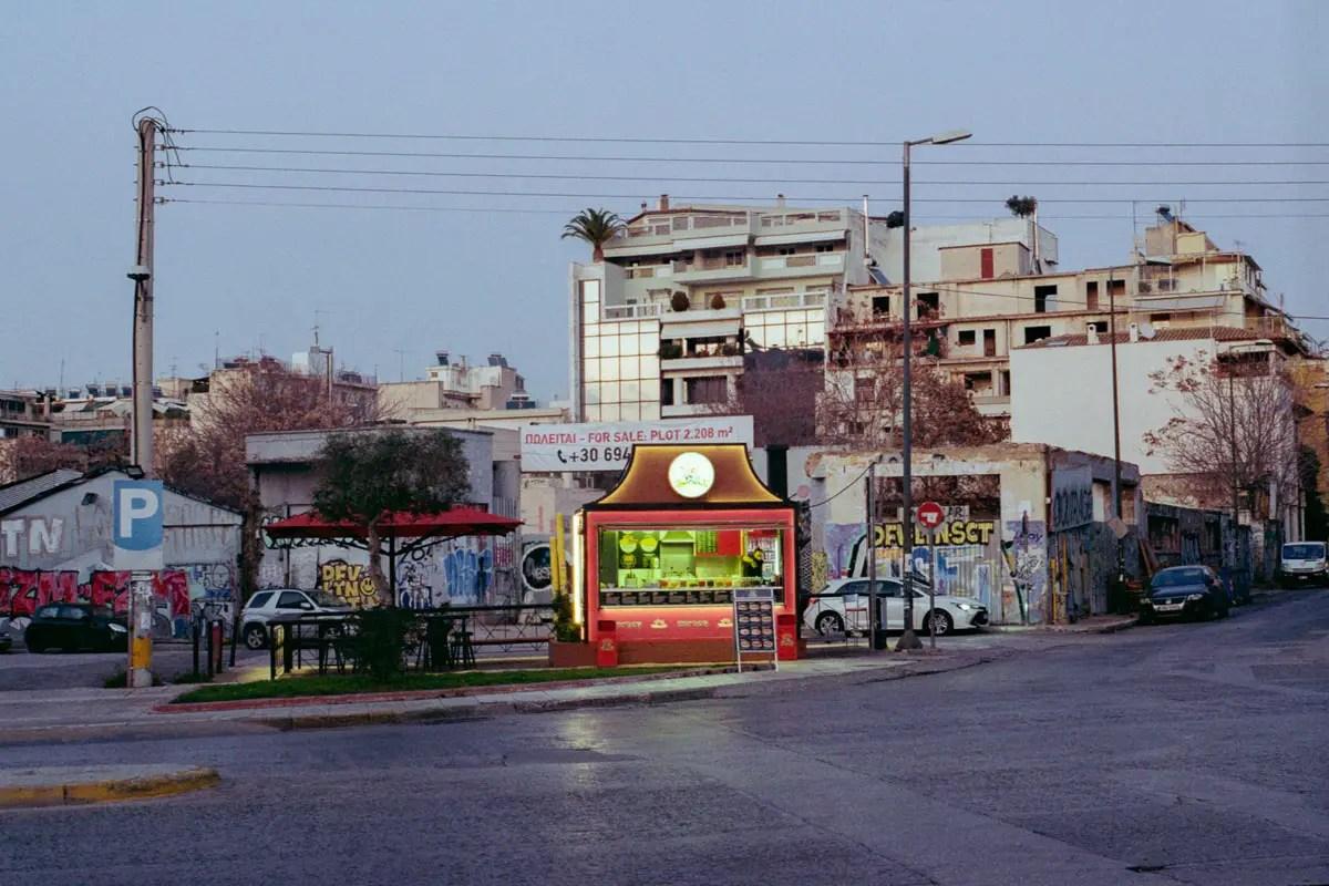 Pireos, Athens 2020 – Minolta Dynax7 – Kodak Gold 200