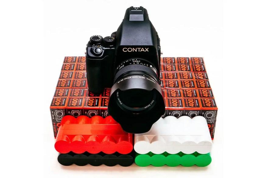 Contax 645. Image credit Japan Camera Hunter.