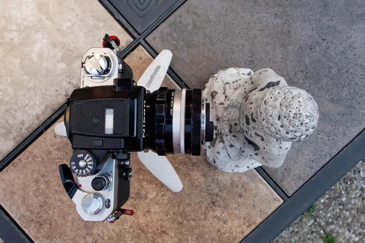 Nikkor 24mm focus distance