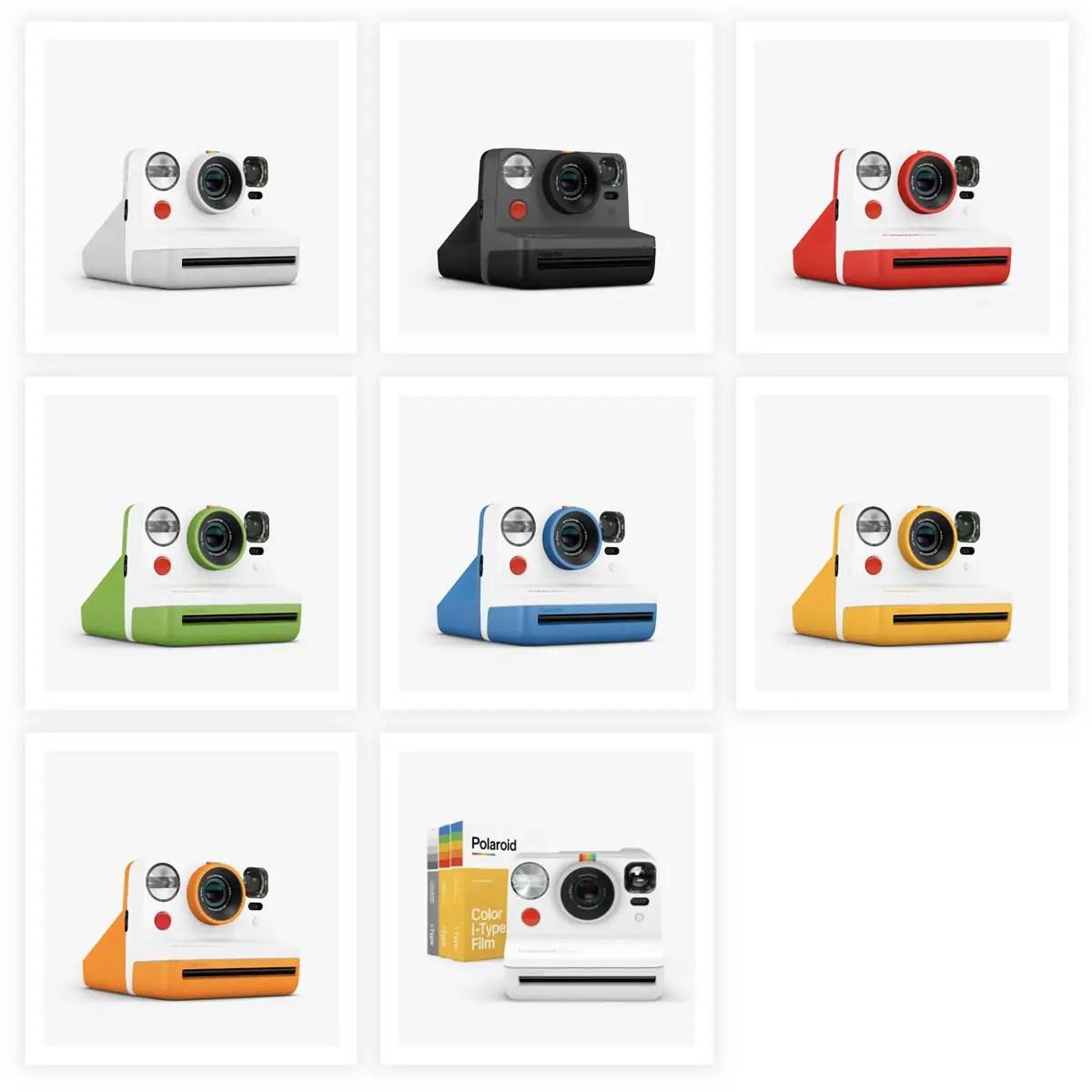 Polaroid Now. Credit: Polaroid.com