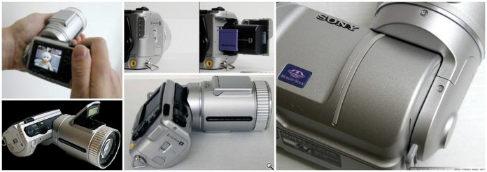 Sony DCS-F505. Image credit: DPR