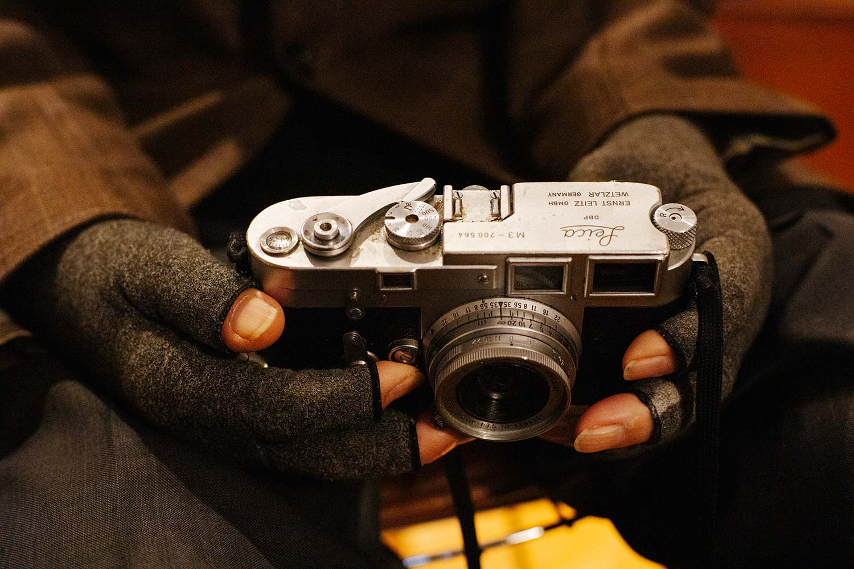 Tony's Leica M3