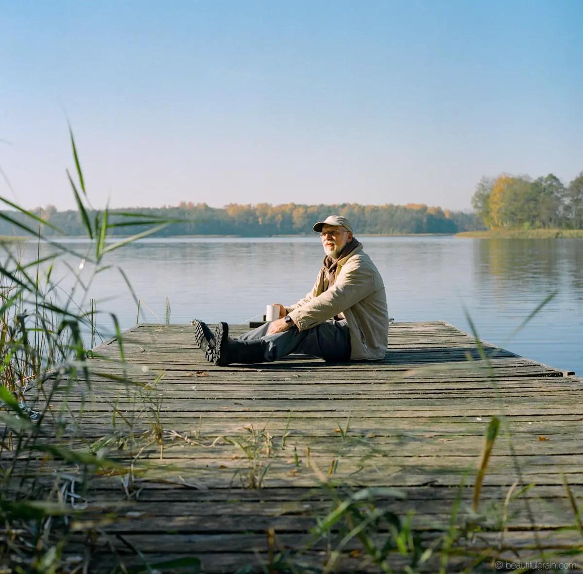 Aivaras Sidla - Rolleiflex 2.8GX, Kodak Portra 400
