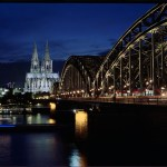 5 Frames... At sunset in Cologne with Kodak VISION3 5213 (35mm / EI 125 / Minolta Hi-Matic 7s) by Philipp Grzywaczyk
