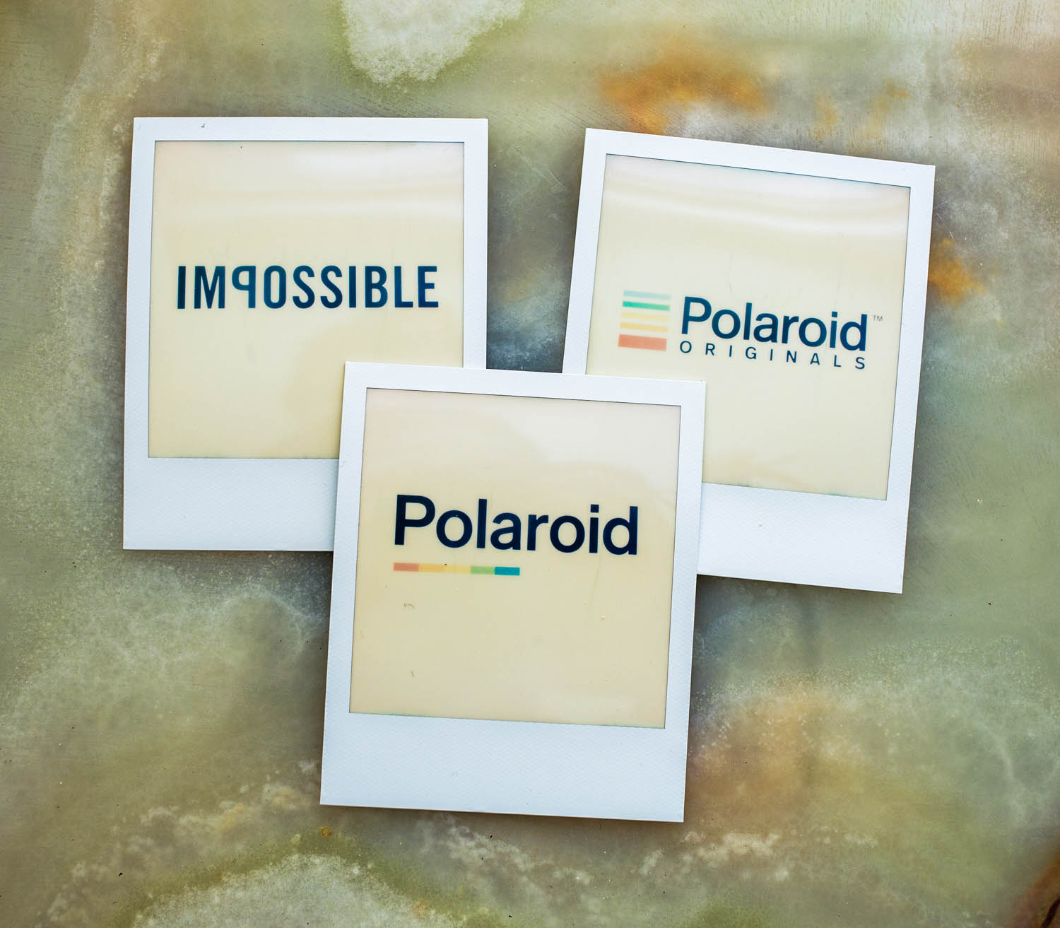 Squaring the circle: Polaroid rises from the ashes of The Impossible Project - image credit, Raymond van Mil