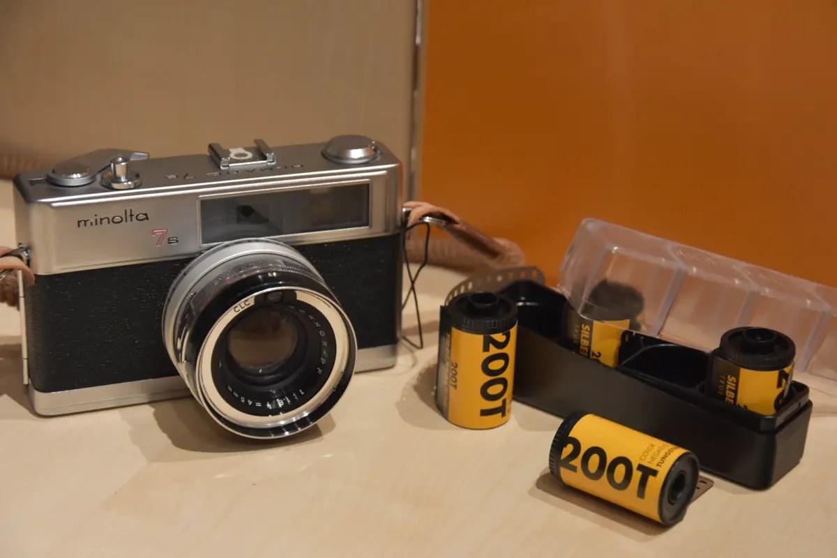 My Minolta Hi-Matic 7s and Kodak VISION3 200T (5213) - Philipp Grzywaczyk