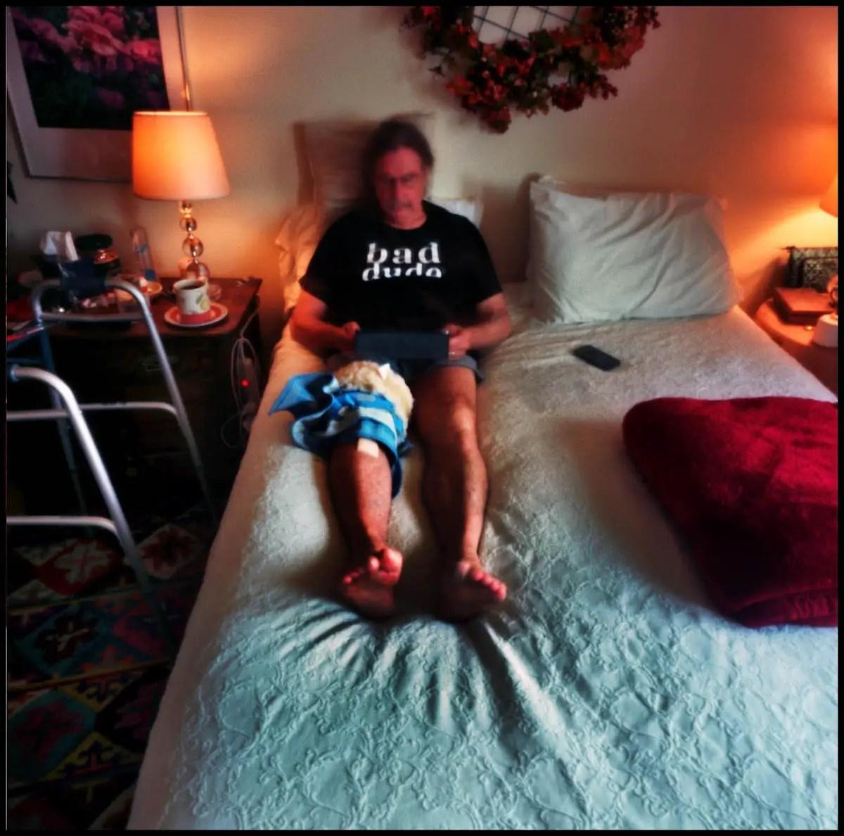 Nick Dvoracek - Shut-in, Kodak Portra 400