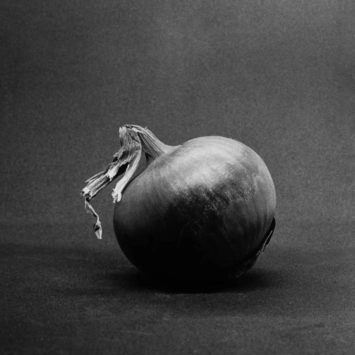 Onion #2 - ILFORD HP5 PLUS, Minolta SRT 101b, MD Rokkor 50mm f/1.7 - Nigel Fishwick