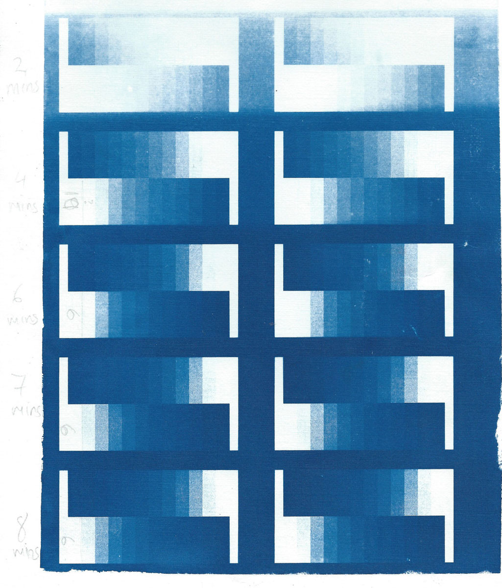 UV LED Box - Test Strip