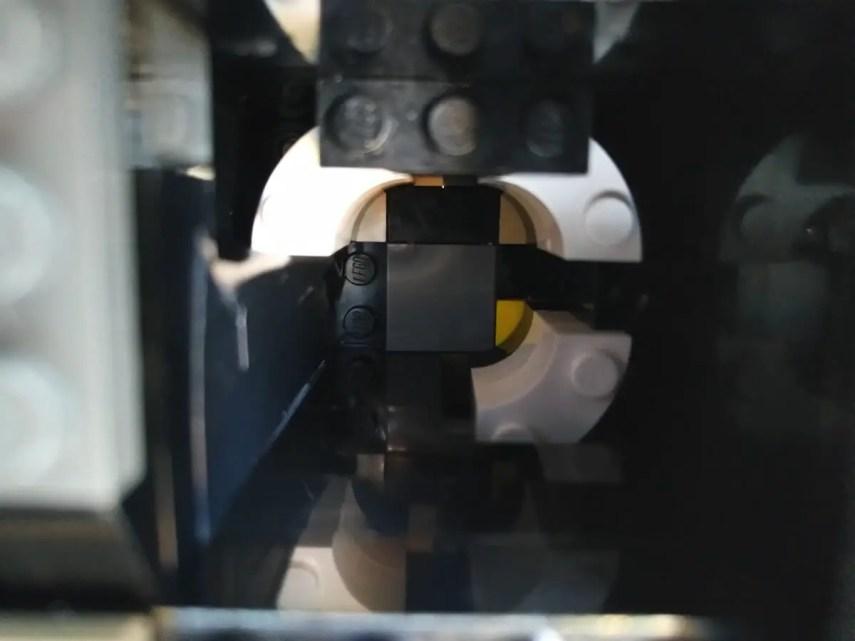 35mm LEGO Pinhole complex film cassette holder