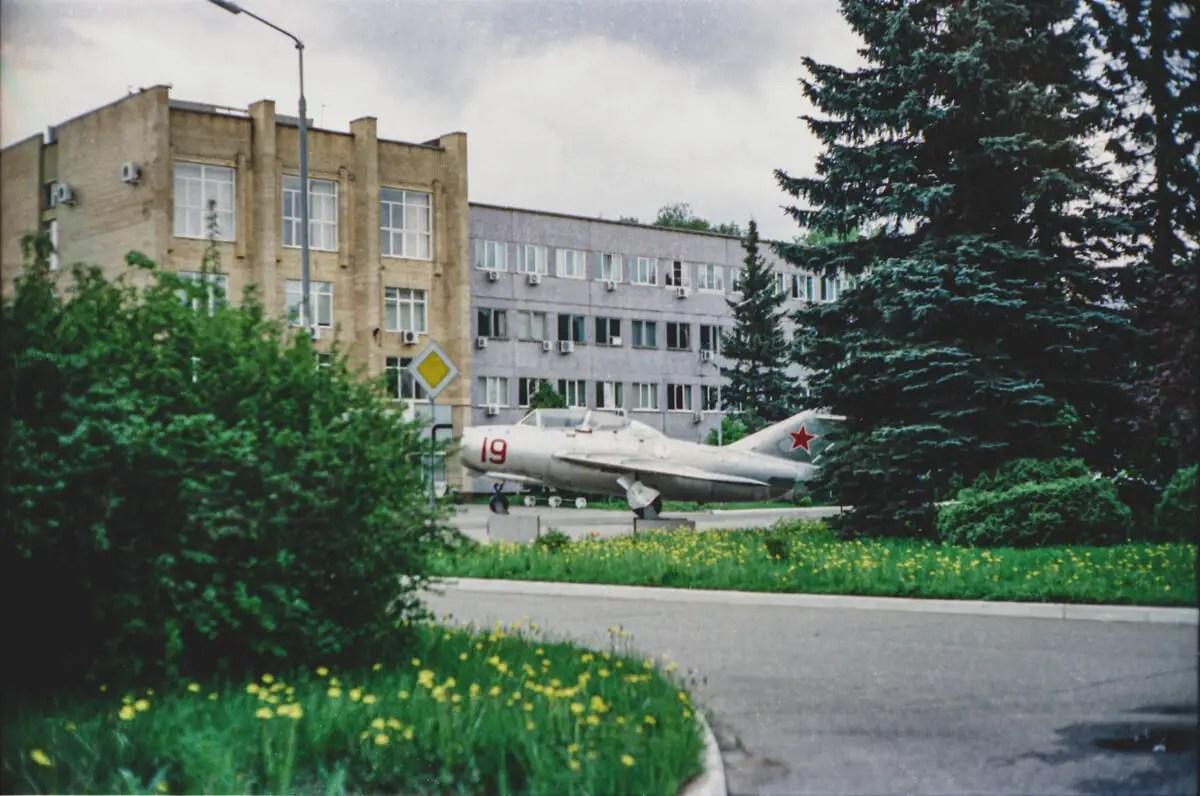 Adib - SFL K500T - Moscow