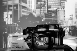 Fujifilm GA645Wi and Lomography LomoChrome Metropolis XR 100-400 - Steffi Jannasch
