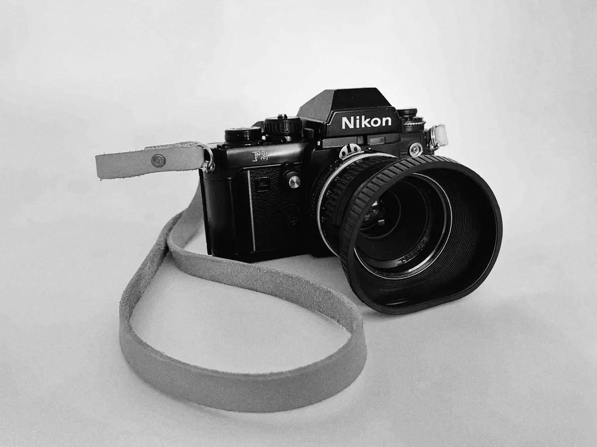 Nikon F3 and Nikon Nikkor 50mm f/2