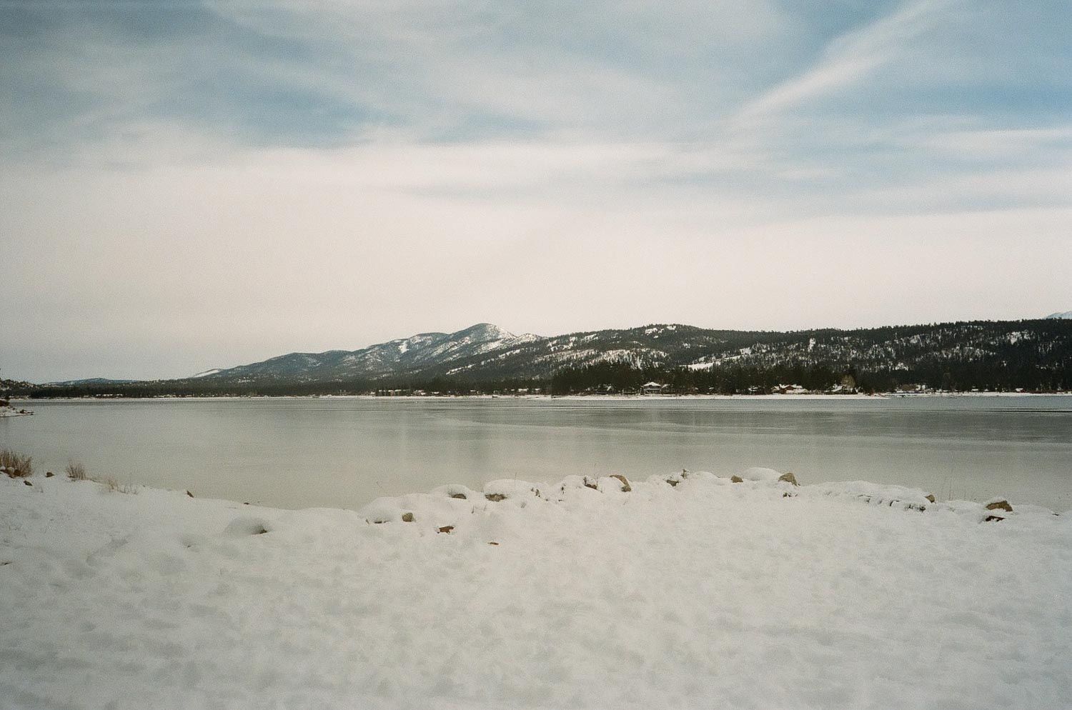 Olympus AF-1 - Big Bear Lake, Kodak Gold 200 - Simon Kim