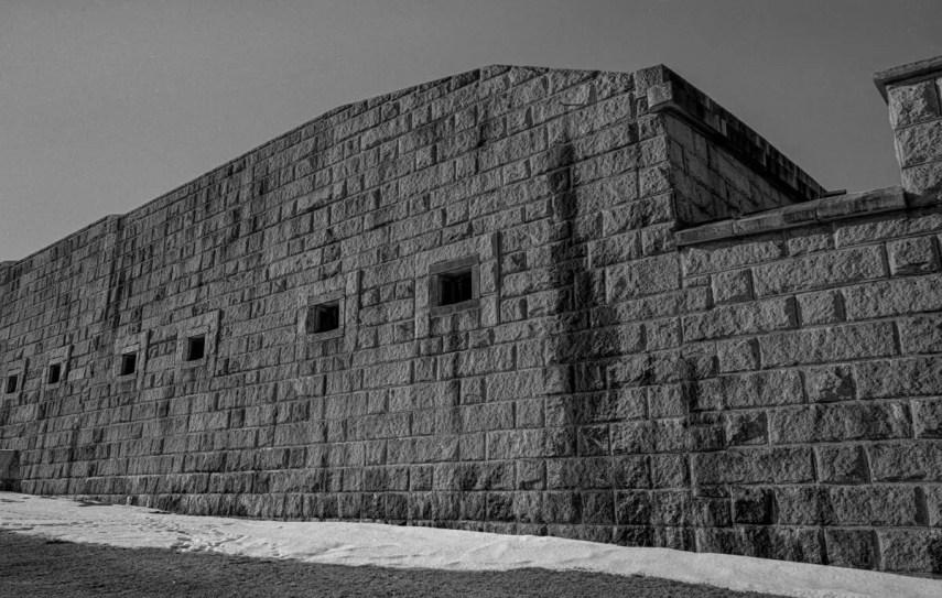 Fort Knox, ME, 2020 - Fuji GSW 690, ILFORD HP5 PLUS