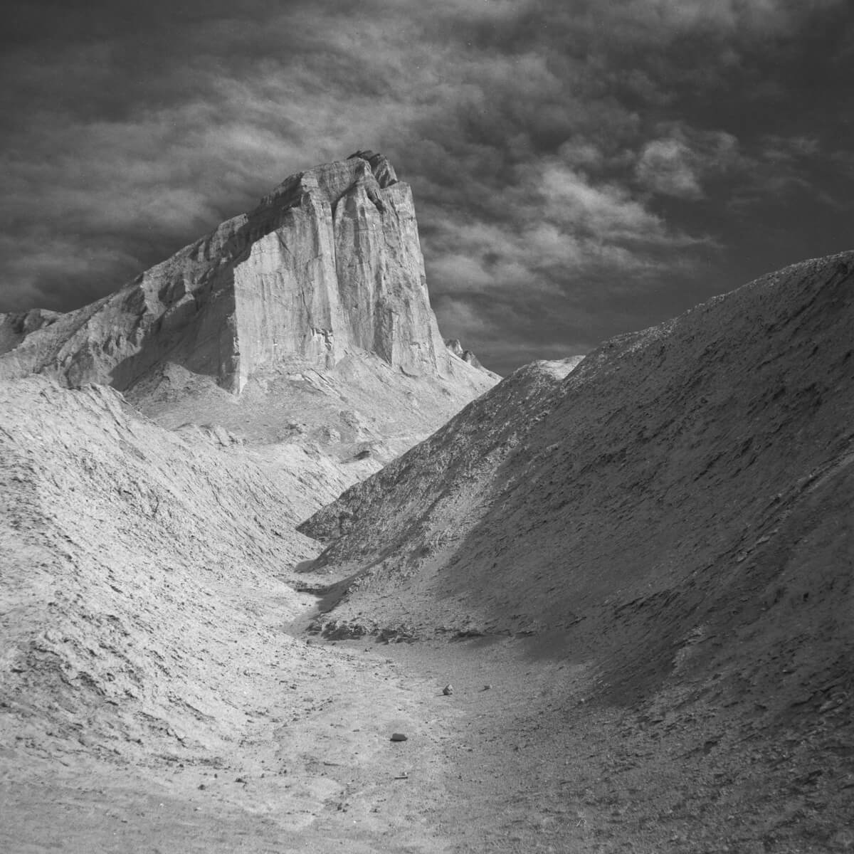Death Valley - Fomapan 100 Classic - Certo Six
