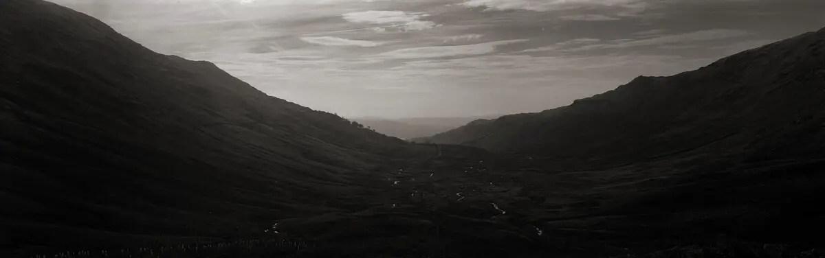 Ambleside, Cumbria - Kodak Tri-X 400 - Fuji G617