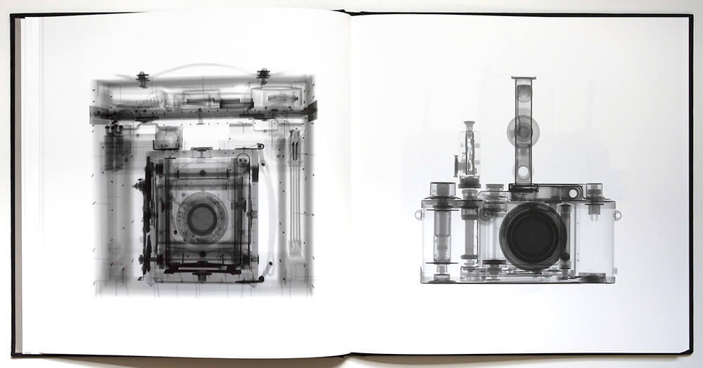 Book SPECIATION Graflex and Leica