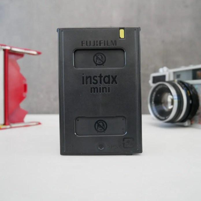 Instax case - Fujifilm Instax Mini in a 35mm camera