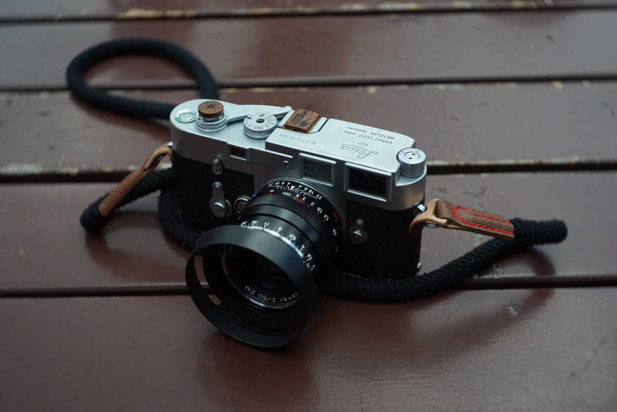 Leica M3, Maxime Evangelista