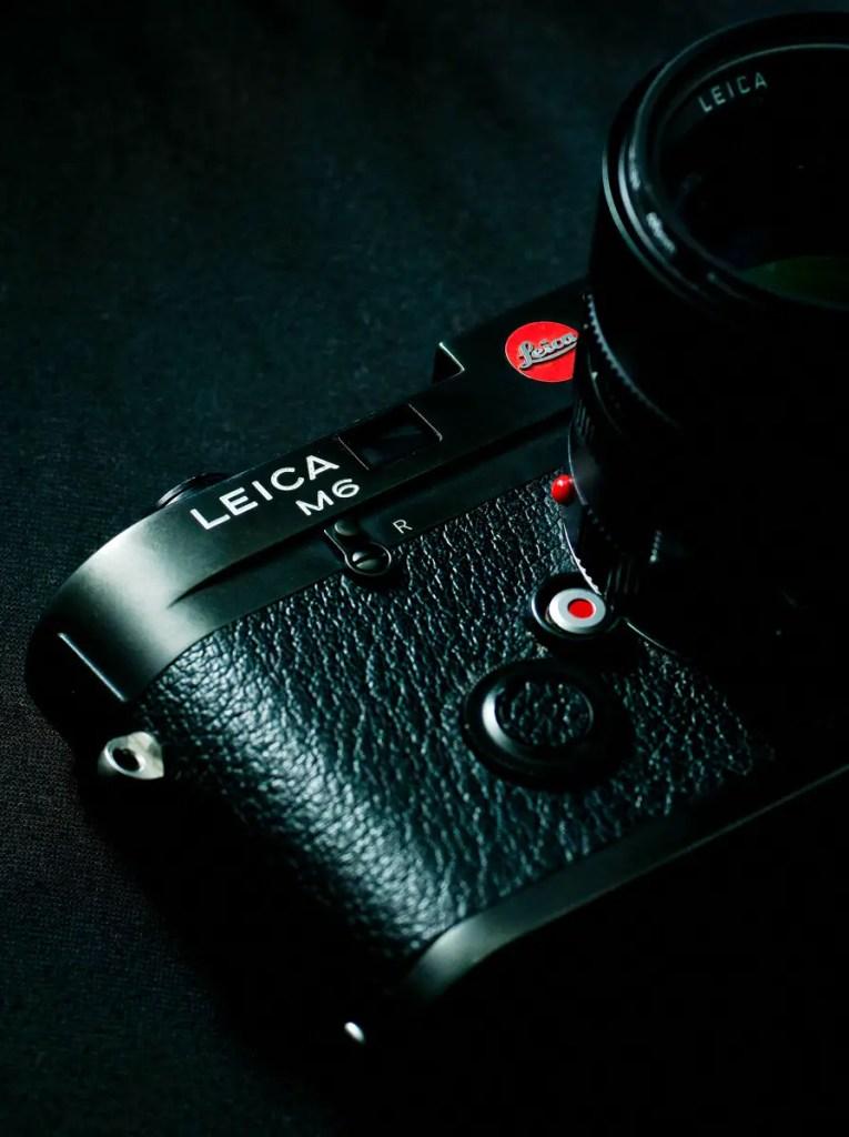 Leica M6 - Image credit: Quintin Doroquez