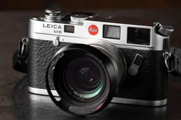 Leica M6 - Ade Taylor