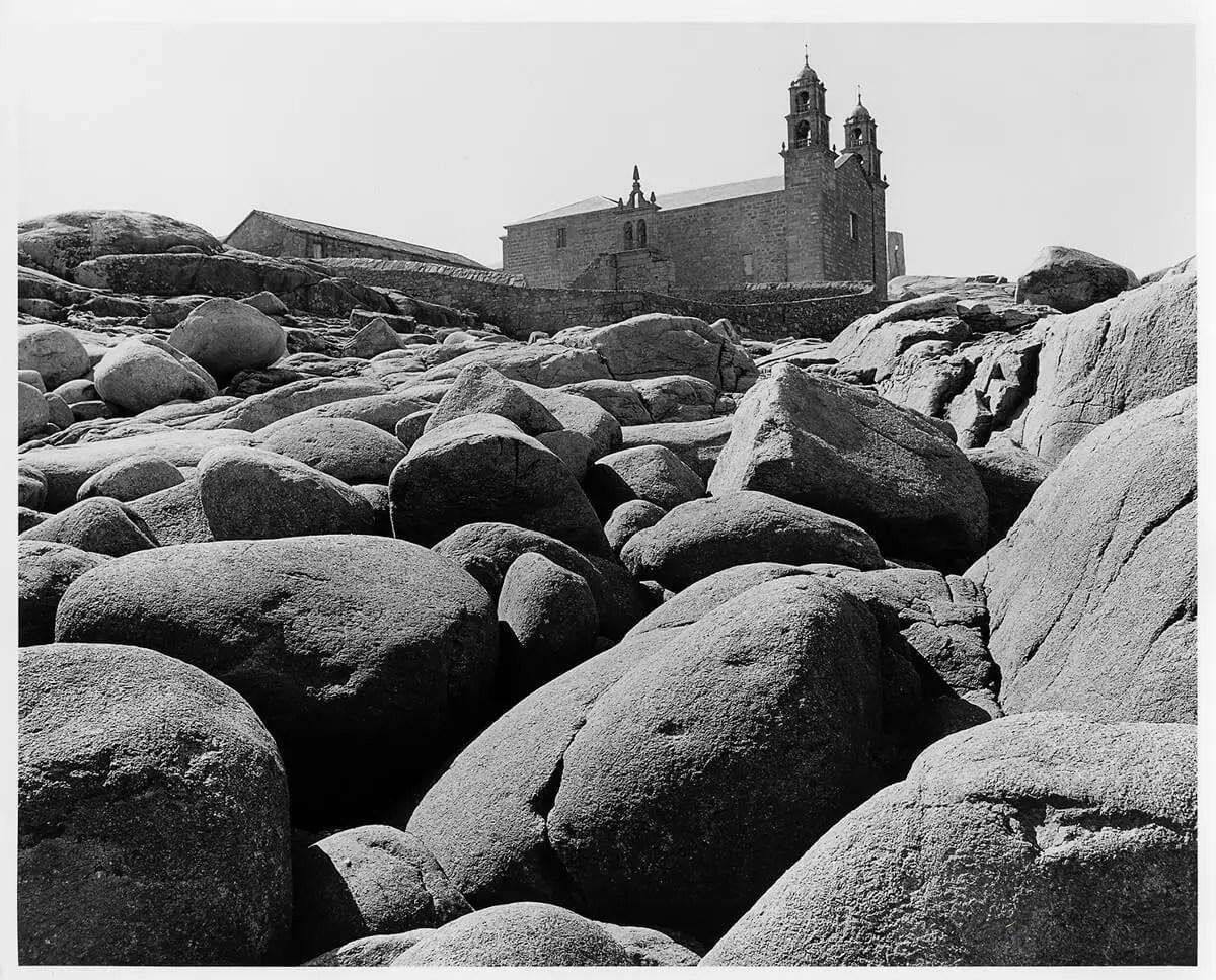 Peter Rockstroh - Virgen de Muxia, Galicia, Espàña - ILFORD HP5 PLUS in Pyro PMK, Pentax 67II, 45mm