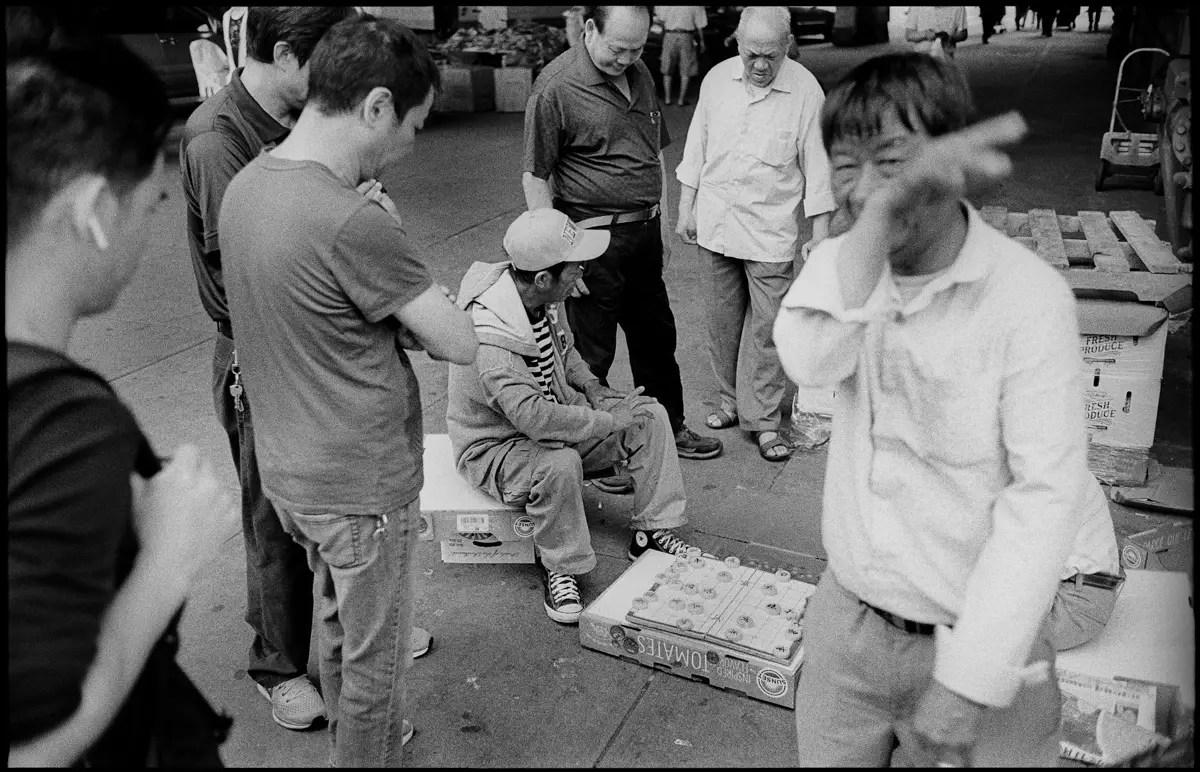 NY Diary - Leica M3