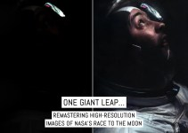 One Giant Leap… Remastering high-resolution images of NASA's race to the Moon