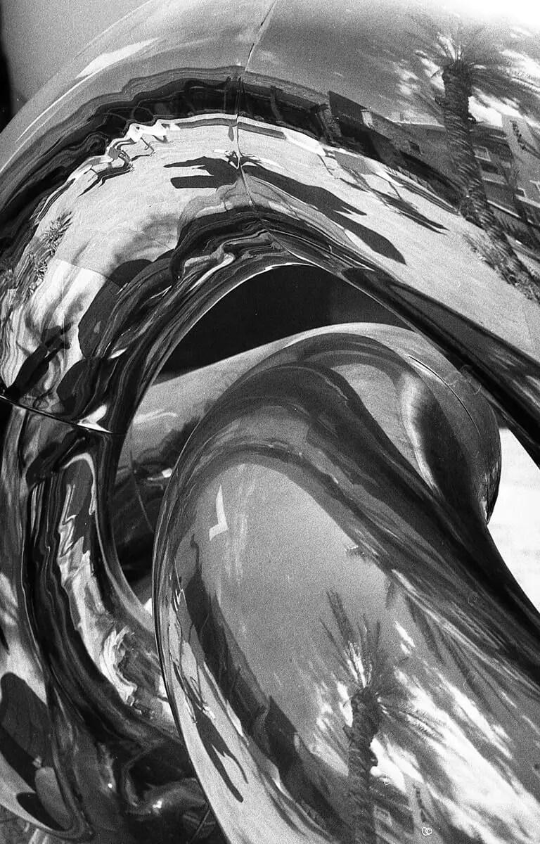 5 Frames... Of ILFORD HP5 PLUS developed in Cinestill Df96 Monobath (35mm / EI 400 / Nikon FM2) - by Mitch Walker