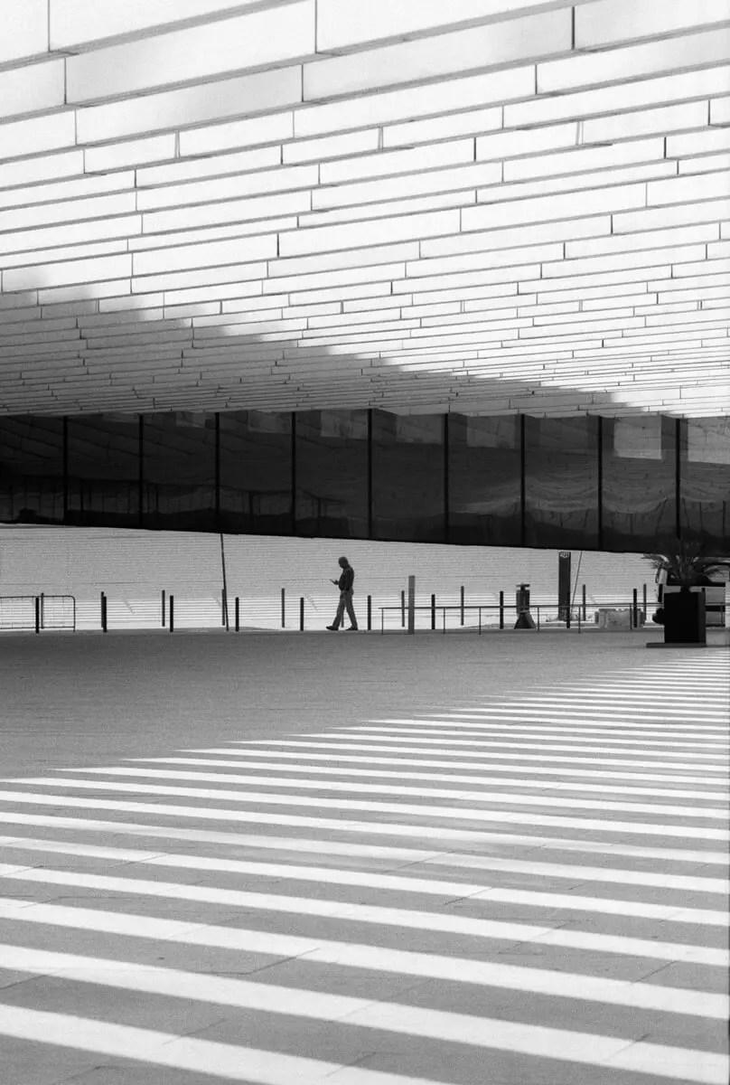 5 Frames... With the curious Nikon Nikkor-P.C. 10.5 cm f/2.5 LTM on Adox Silvermax 100 (35mm Format / EI 100 / Leica M7) - by José Mendes de Almeida